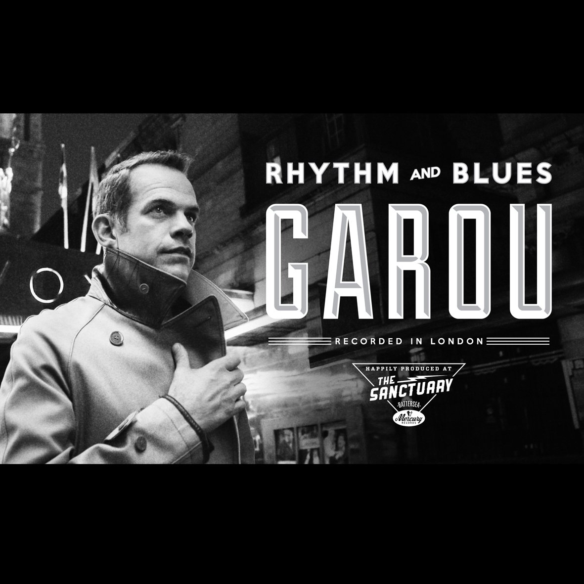 Garou's Rhythm and Blues Launched in France | Canadian Music