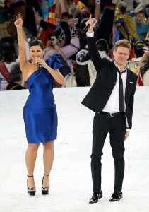 2010 Vancouver Winter Olympics Performers
