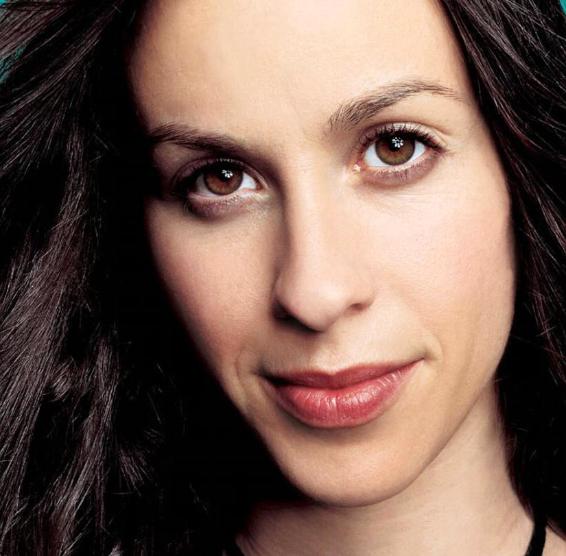 Alanis Morissette: This Year's Inductee Into The Music Hall Of Fame Is Alanis