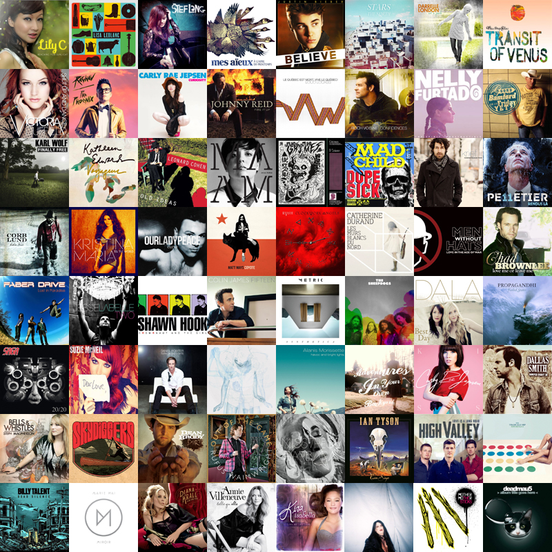 2012 Albums Canadian Music Blog Page 2