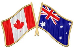 Canada Australia