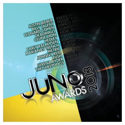 JUNO Awards 2013 Album