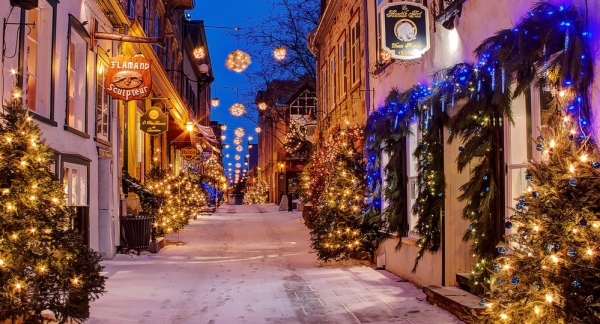 quebec_city Christmas