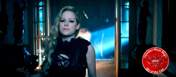 Avril Lavigne - Let Me Go - Canadian Music Video of the Year 2013