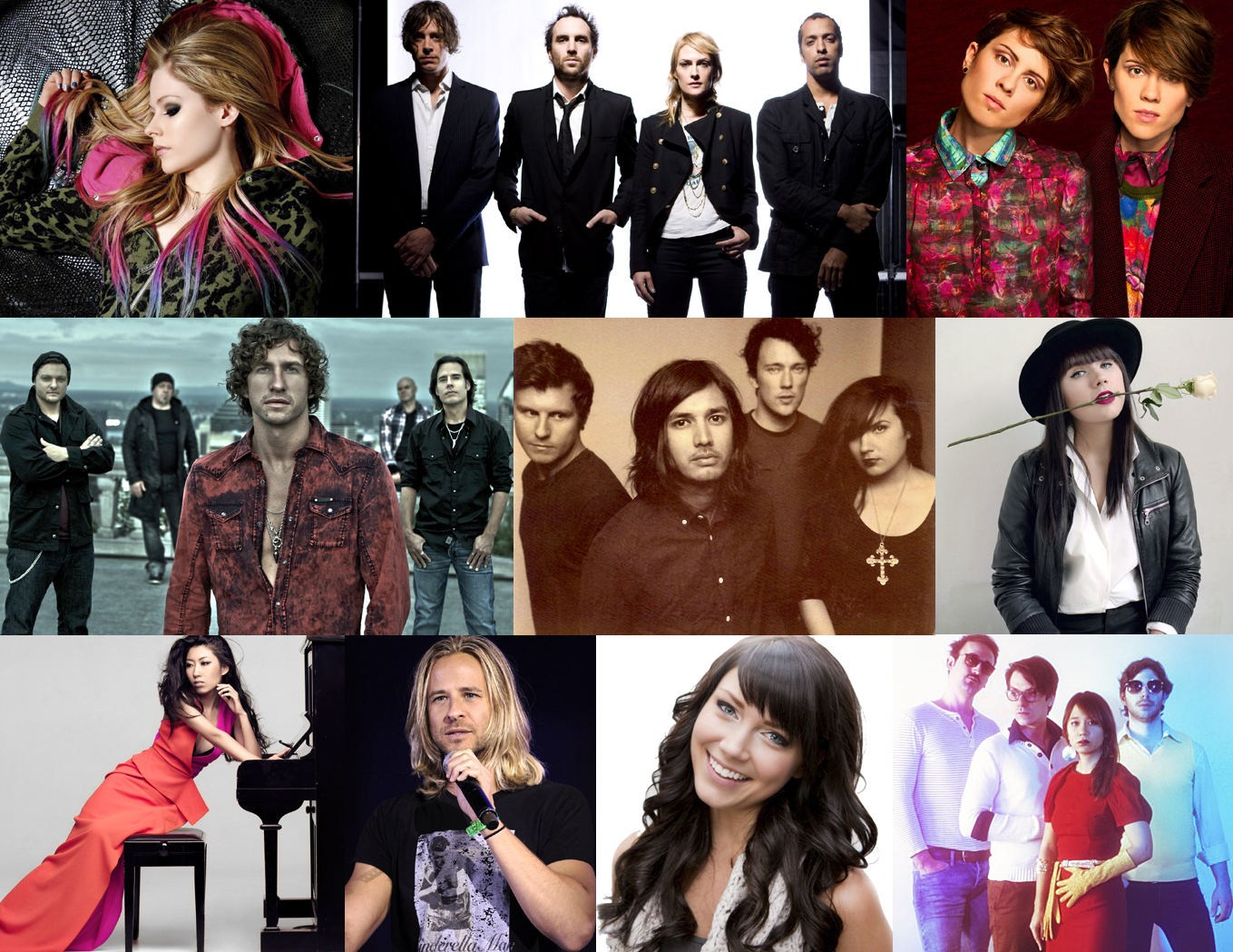 Who Are The Top 20 Canadian Musicians | uDiscover