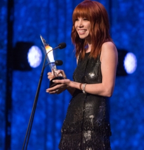 Carly Rae Jepsen Allan Slaight Award