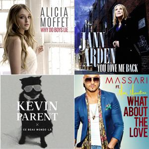 4 New Singles
