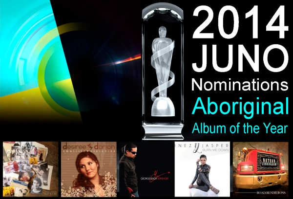 Aboriginal Album of the Year Nominations copy