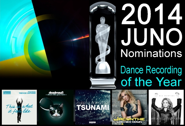 Dance Recording of the Year Nominations copy