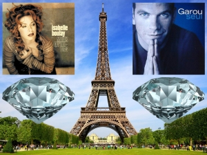 1 - 2000 - Isabelle Boulay and Garou - Diamond Albums in France
