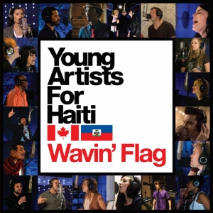 13 - Young Artists For Haiti - Wavin Flag 1