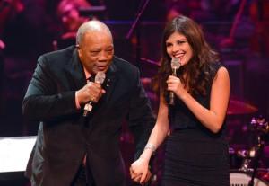 18 - Nikki Yanofsky Quincy Jones