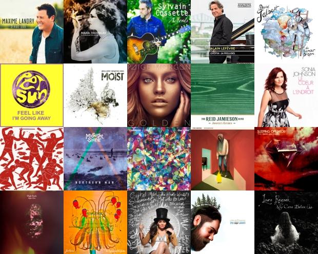 7 Oct 2014 Albums Collage copy