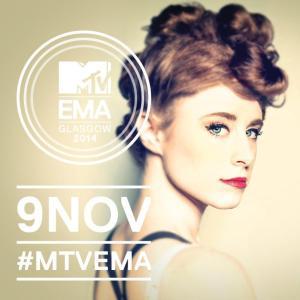 MTV EMA 2014 Kiesza