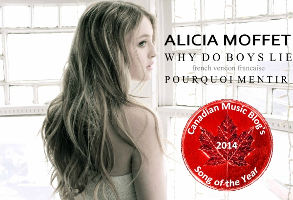 Alicia Moffet - Why Do Boys Lie - Song of the Year