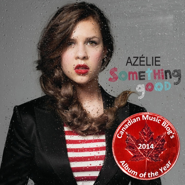Azelie - Something Good - Album of the Year copy