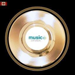 Gold Platinum Canada logo