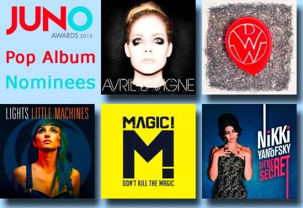 Pop Album Nominees copy