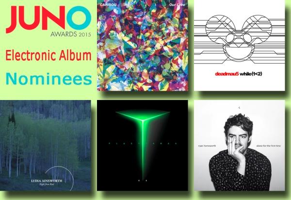 Electronic Album Nominees copy