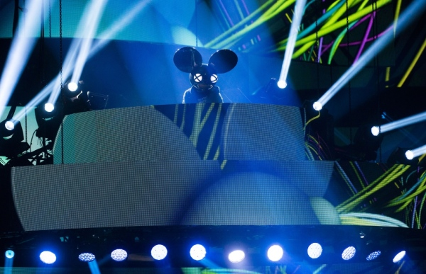deadmau5 at JUNOs 2015