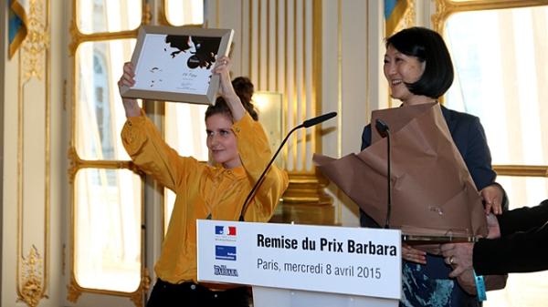 Klo Pelgag Barbara Award