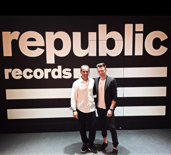 shawn hook republic records
