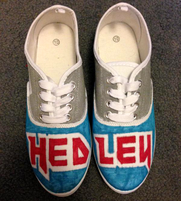 Hedley shoes