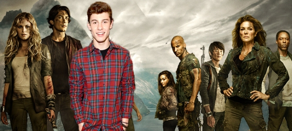 shawn mendes the 100