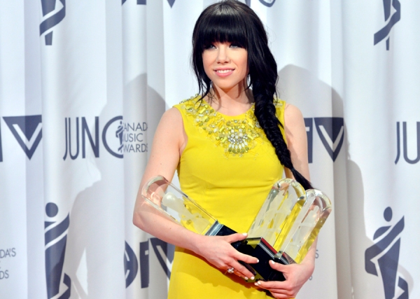 carly rae jepsen 3 juno awards1