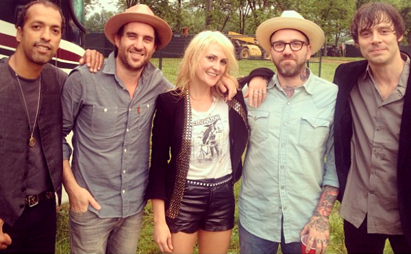 City and Colour with Metric