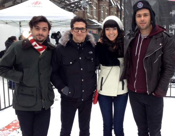 Lexi Strate and The Arkells