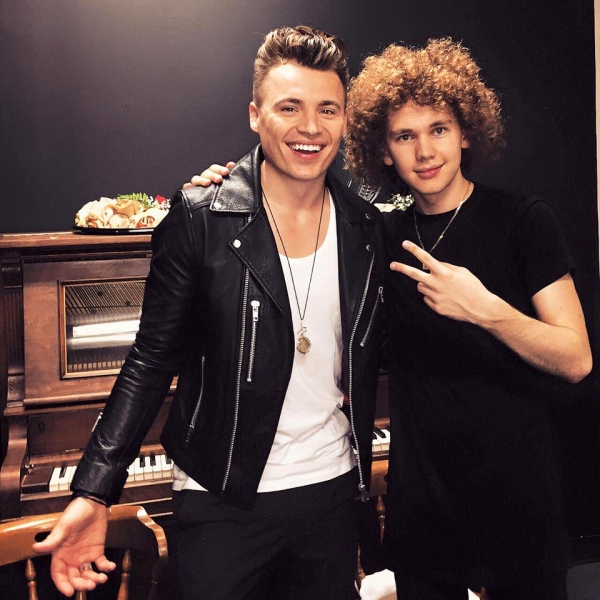 Shawn Hook Francesco Yates