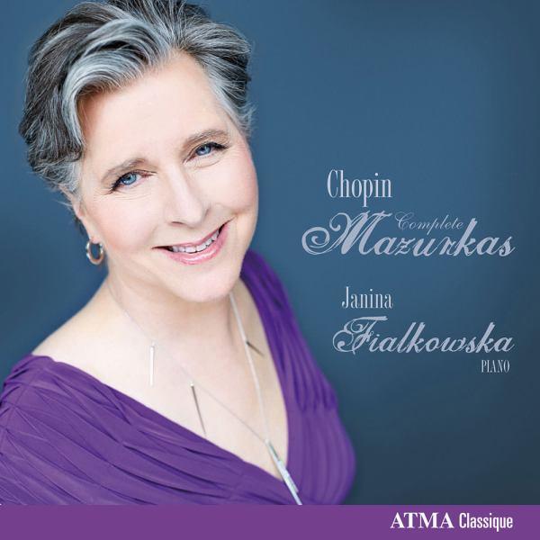 CHOPIN COMPLETE MAZURKAS BY JANINA FIALKOWSKA