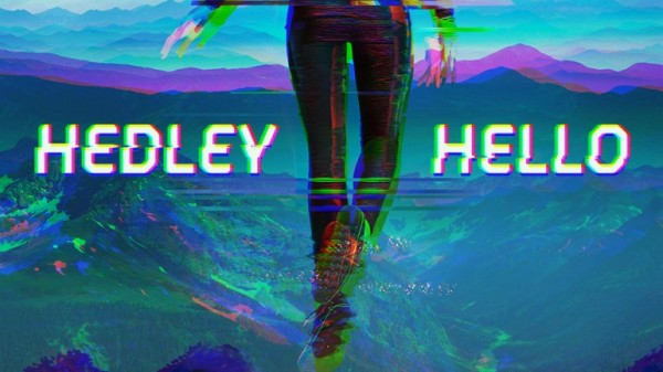 hedley - hello banner