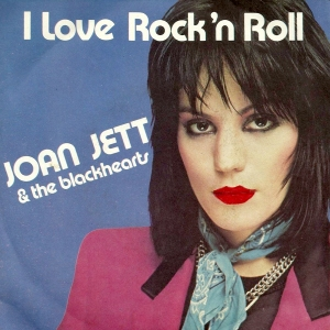joan jett - i love rock and roll