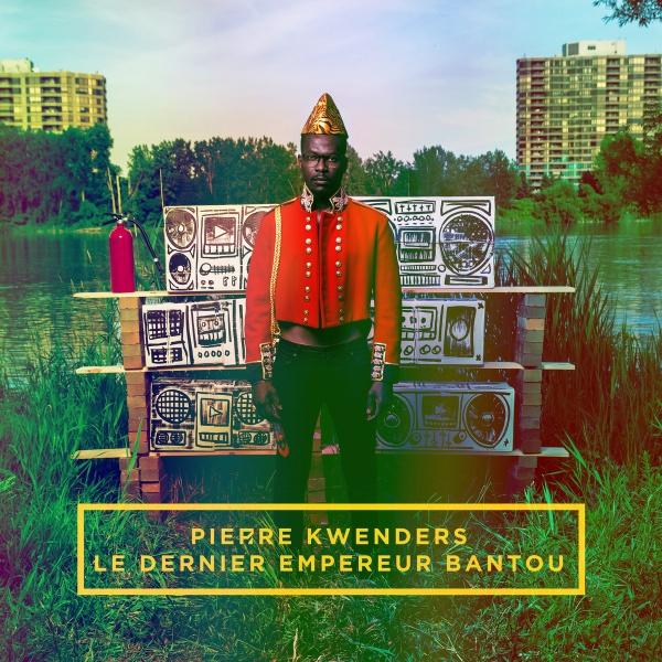 Pierre Kwenders - le dernier empereur bantou