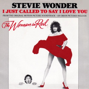 stevie wonder woman in red i just called