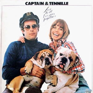Captain and Tennille - Love Will Keep Us Together 350