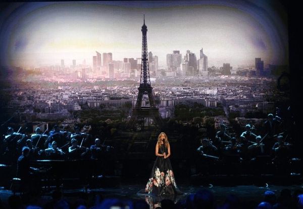 Celine performance photo 1