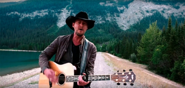 03 paul brandt ft jess moskaluke - i'm an open road mv