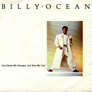 billy ocean - get outta my dreams