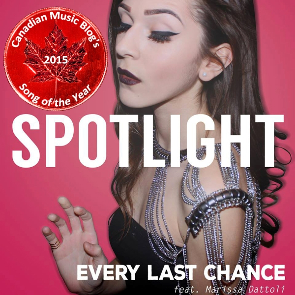 Every Last Chance Marissa Dattoli - Spotlight badge