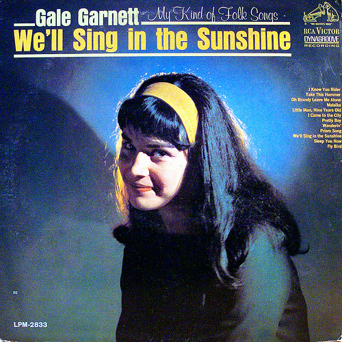 Gale Garnett We'll Sing_in_the_sunshine