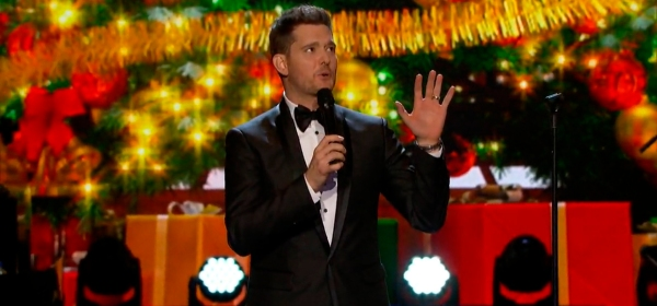 michael buble christmas in hollywood