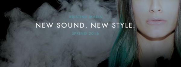 kristina maria new sound