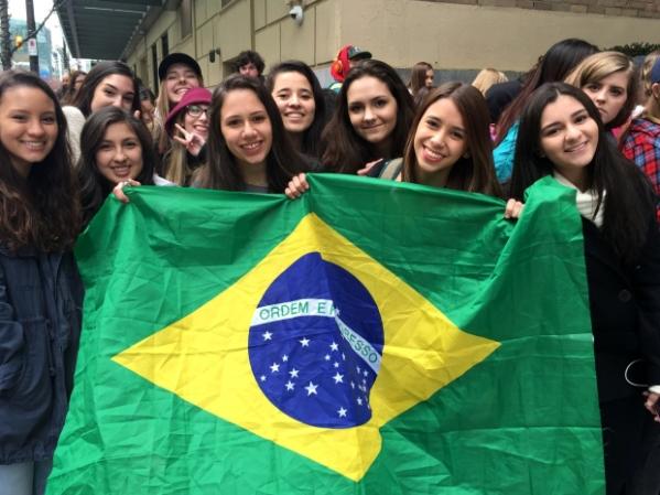 bieber-fans brazil