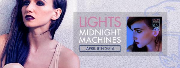 midnight machines lights