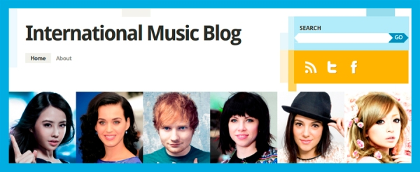 international music blog