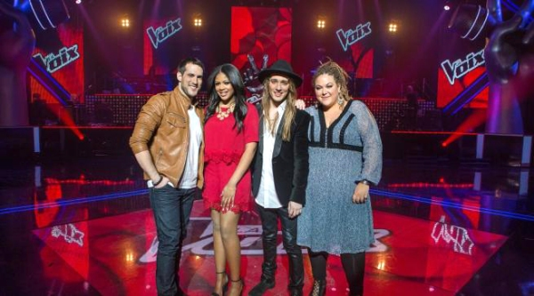 the voice 4 finalists