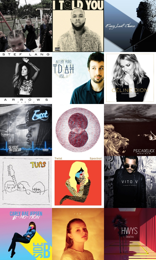 new releases collage late August 2016 copy